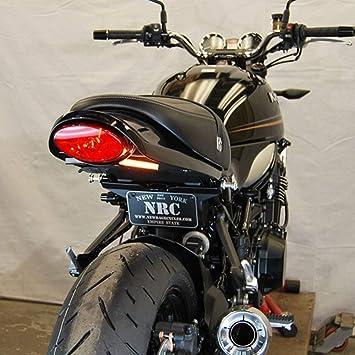 Tucked Kawasaki Z900RS Fender Eliminator New Rage Cycles