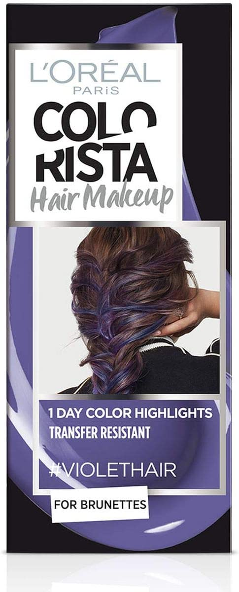 LOreal Paris Colorista Hair Make Up Violet