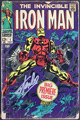 iron man comic 1 - 5
