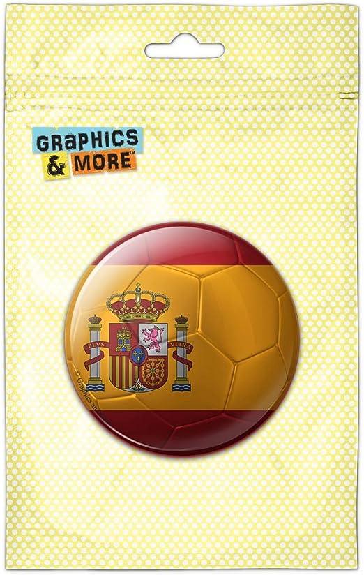 Bandera de España de balón de fútbol Futbol fútbol cocina ...