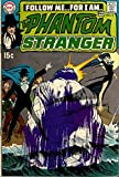 The Phantom Stranger Issue # 5 the devils playground