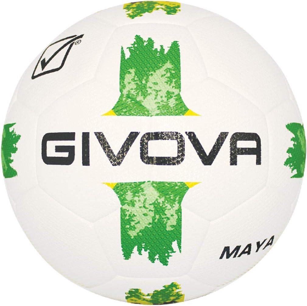 Danza de Vitrina Balón Maya (Hybrid) Givova, Verde/Negro, 4 ...