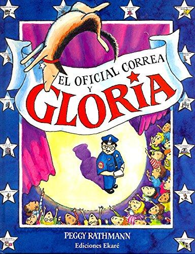 El oficial Correa y Gloria (Spanish Edition) (Officer Buckle)