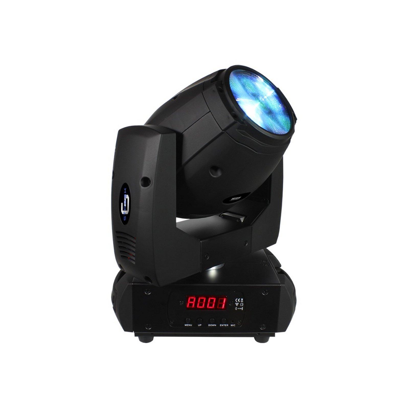 Blizzard Lighting G-Streak   50w LED Moving Head Spot Fixture