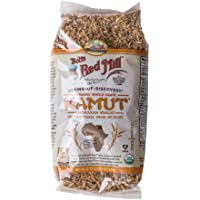 Bobs Red Mill Organic Whole Grain Kamut 24 oz