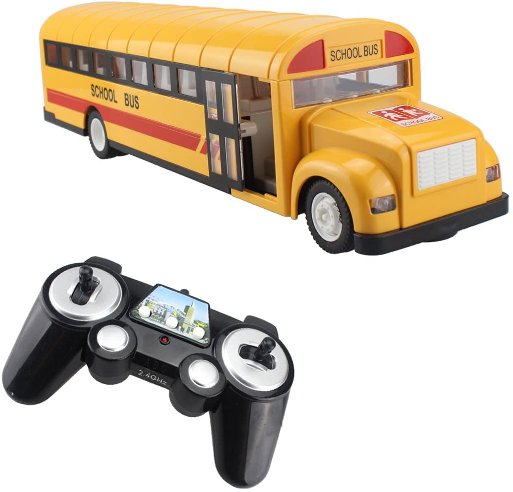 Top 6 Best Rc Buses (2020 Reviews & Buying Guide) 1