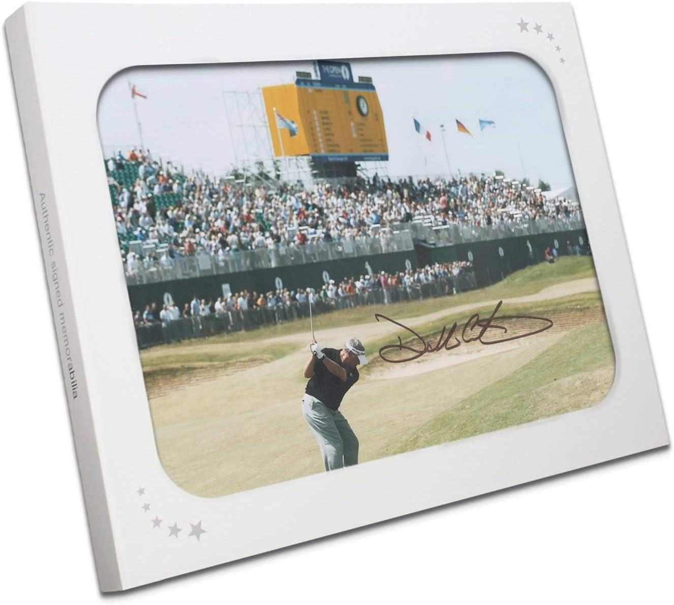 Exclusive Memorabilia - Fotografía firmada por Darren Clarke En ...