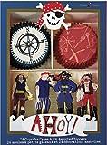 Meri Meri Cupcake Kits, Ahoy There Pirate