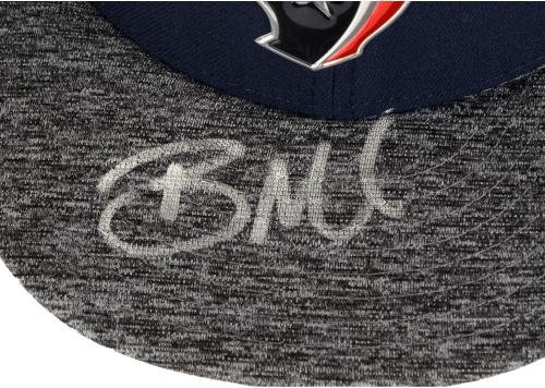 Braxton Miller Houston Texans Autographed New Era 2016 Draft Day Cap Fanatics Authentic Certified Autographed NFL Hats