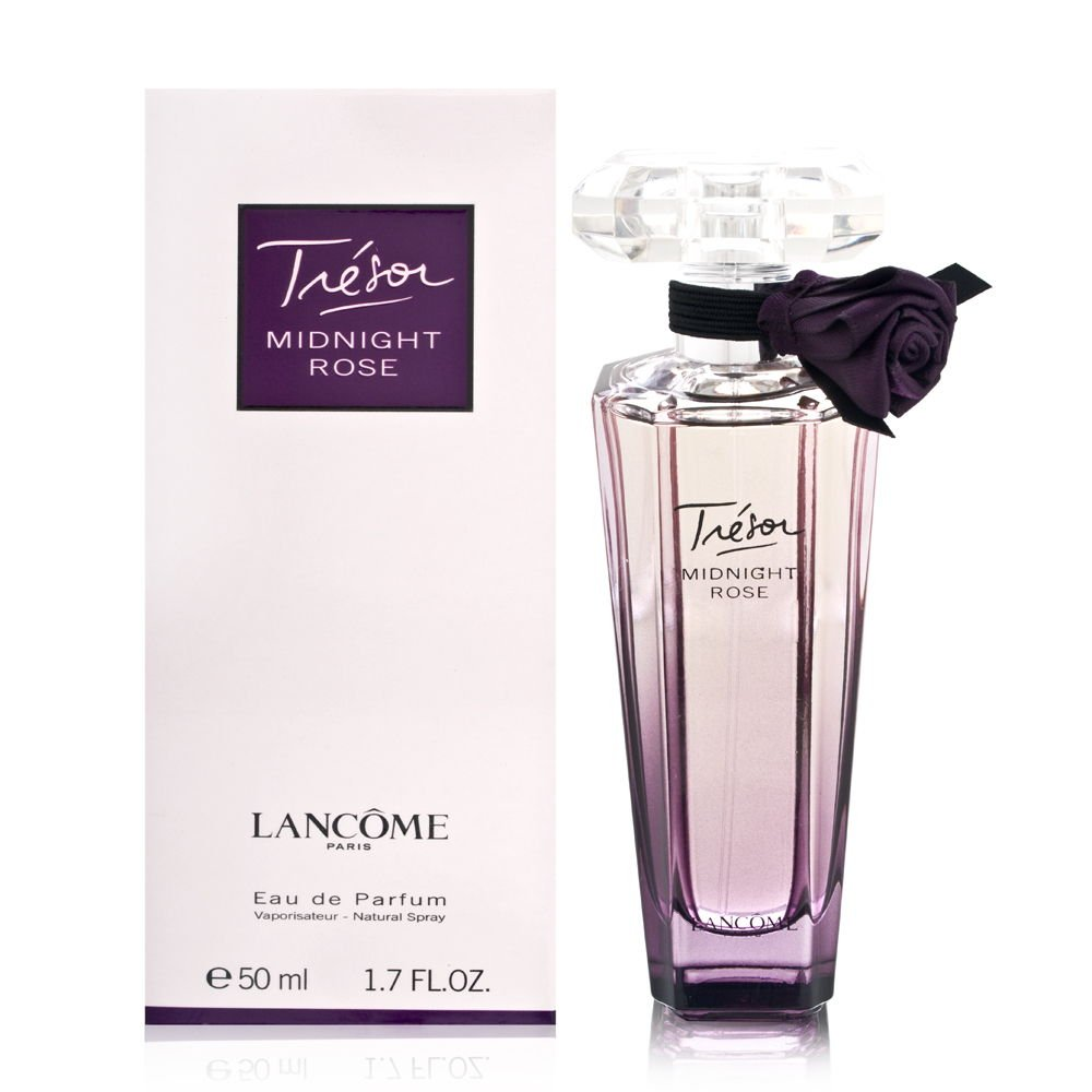 Lancome Tresor Midnight Rose Eau De Parfum Spray for Women, 1.7 Ounce