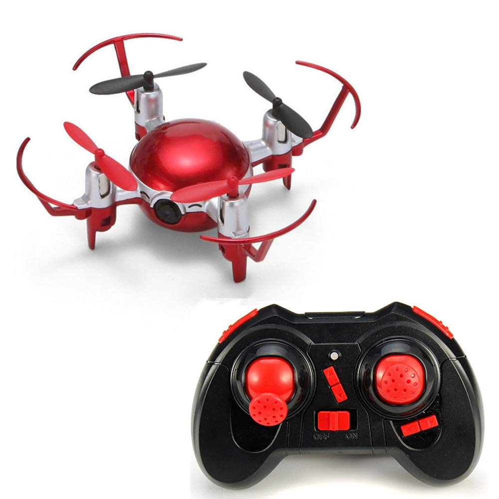 LSQR Mini RC Drone 2.4GHz 4 Axis RC Quadcopter Headless Mode Drone Flying Helicopter Kid Adult Toys