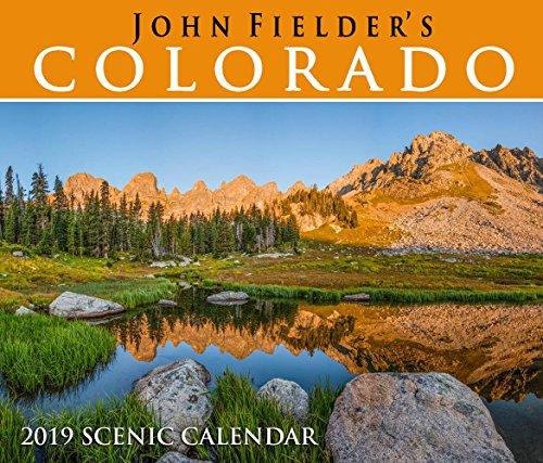 John Fielder's 2019 Colorado Scenic Wall ()