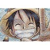 1000ピース ジグソーパズル マジカルピースジグソー ワンピース  モザイクアート (50x75cm)