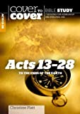 Cover to Cover Study Guide - Acts 13 - 28 (Cover to Cover Bible Study Guides)