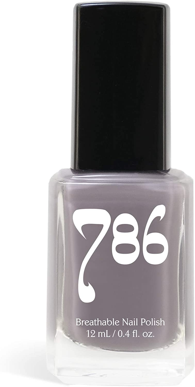 Amazon Com 786 Cosmetics Breathable Nail Polish Halal Nail Polish Vegan Nail Polish Cruelty Free 11 Free Fast Drying Nail Polish Granada Health Personal Care