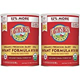 Earths Best Organic Infant Formula with Iron YFtrDW, 2Pack (35 Ounce)