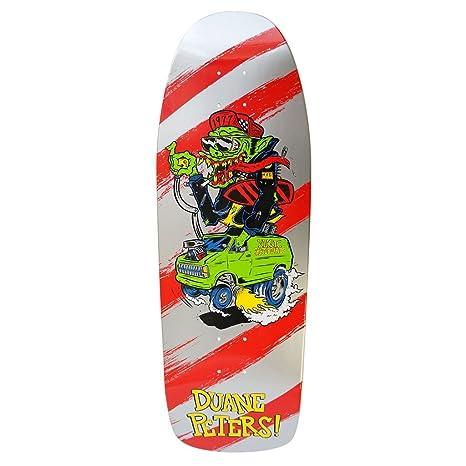 Magic Skateboards Duane Peters Hot Rod Deck