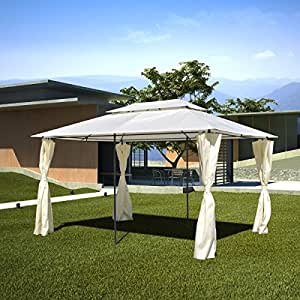 10' x 13' Outdoor Wedding BBQ Gazebo