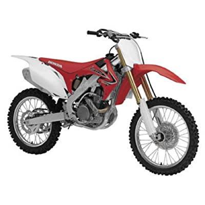 New Ray NR57463 2012 Honda CR 250R Red Motorcycle Model 1/12: Toys & Games