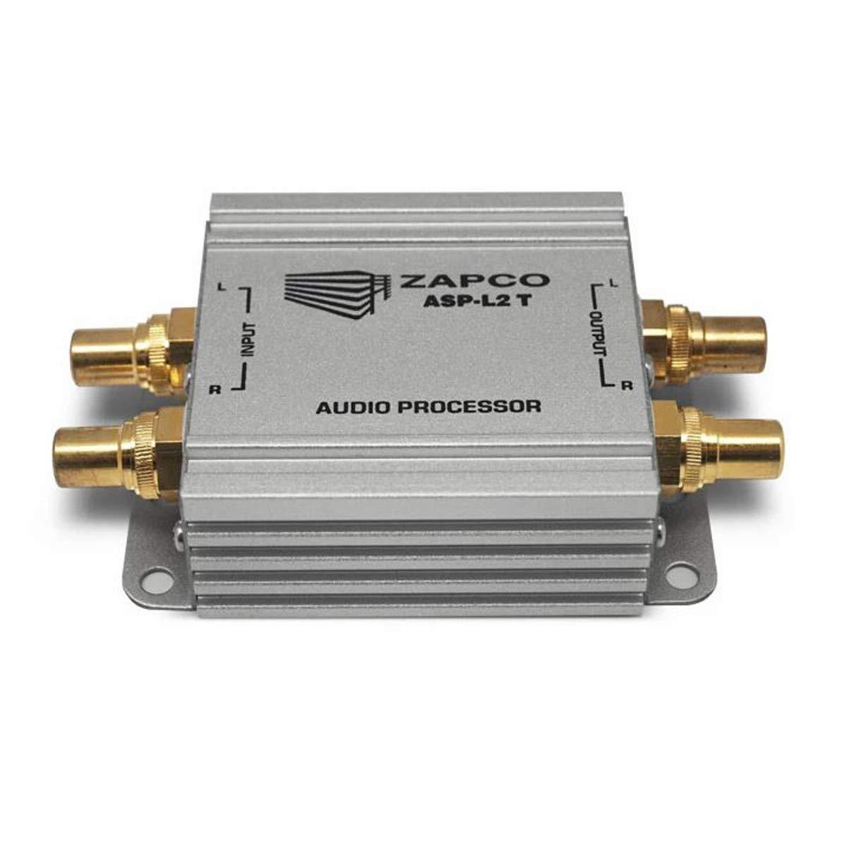 Zapco ASP- L2 T 2-Channel Line Noise Filter