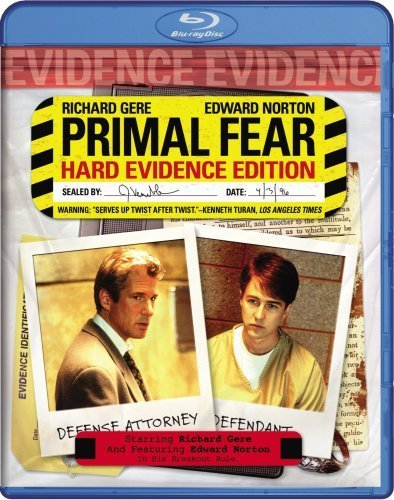 Primal Fear (Hard Evidence Edition) [Blu-ray] by Paramount