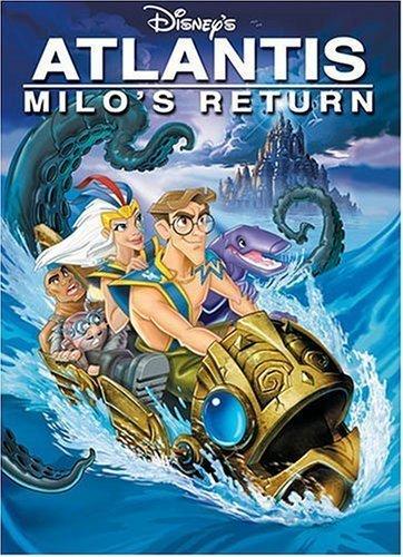 Atlantis - Milo's Return by Walt Disney Home Video