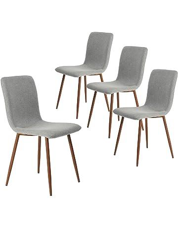 coavas sillas de Comedor Conjunto de 4