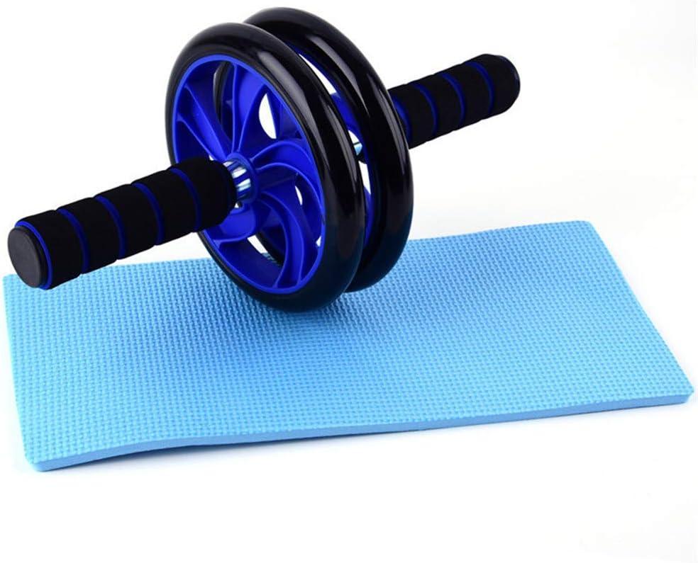 YoungYuan Roue Abdominale Roue Abdominale Homme Abdominale Exercice Rouleau Roue dexercice pour Abs Gym /Équipements pour La Maison