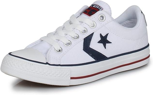 converse blanc 35