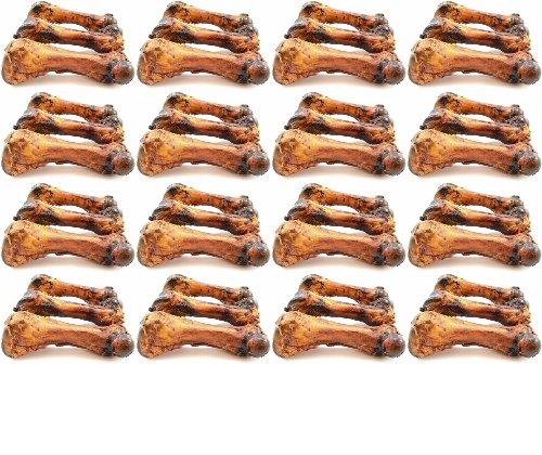 ValueBone USA Pork Femur Dog Bones, 48 Count
