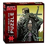 USAopoly The Walking Dead Cover Art Issue 92 Puzzle (550 Piece) by USAopoly