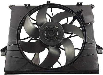 Topaz 1645000193 Ventilador Motor enfriador Ventilador 600 W W164 ...