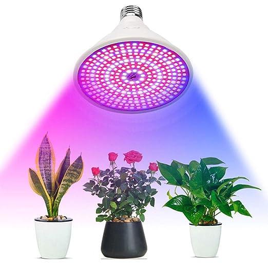 PL W Lámpara Plantas De Total Espectro 5 Planta LED Lámpara 5L4ARj3q