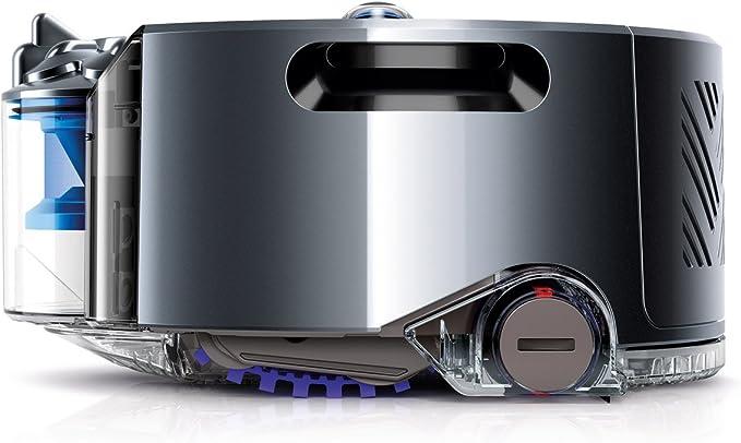 Dyson 360 Eye - Robot Aspirador para alfombras y Suelos Duros ...