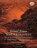 Richard Strauss: Tone Poems in Full Score - Series II (Dover Music Scores)