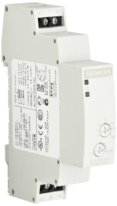 3f58b7b153c Siemens 7PV1540-1AW30 Timing Relay