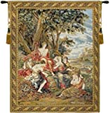 Tapestry, Extra Large, Tall - Elegant, Fine & Wall Hanging - Apollo Iii, H72xw62