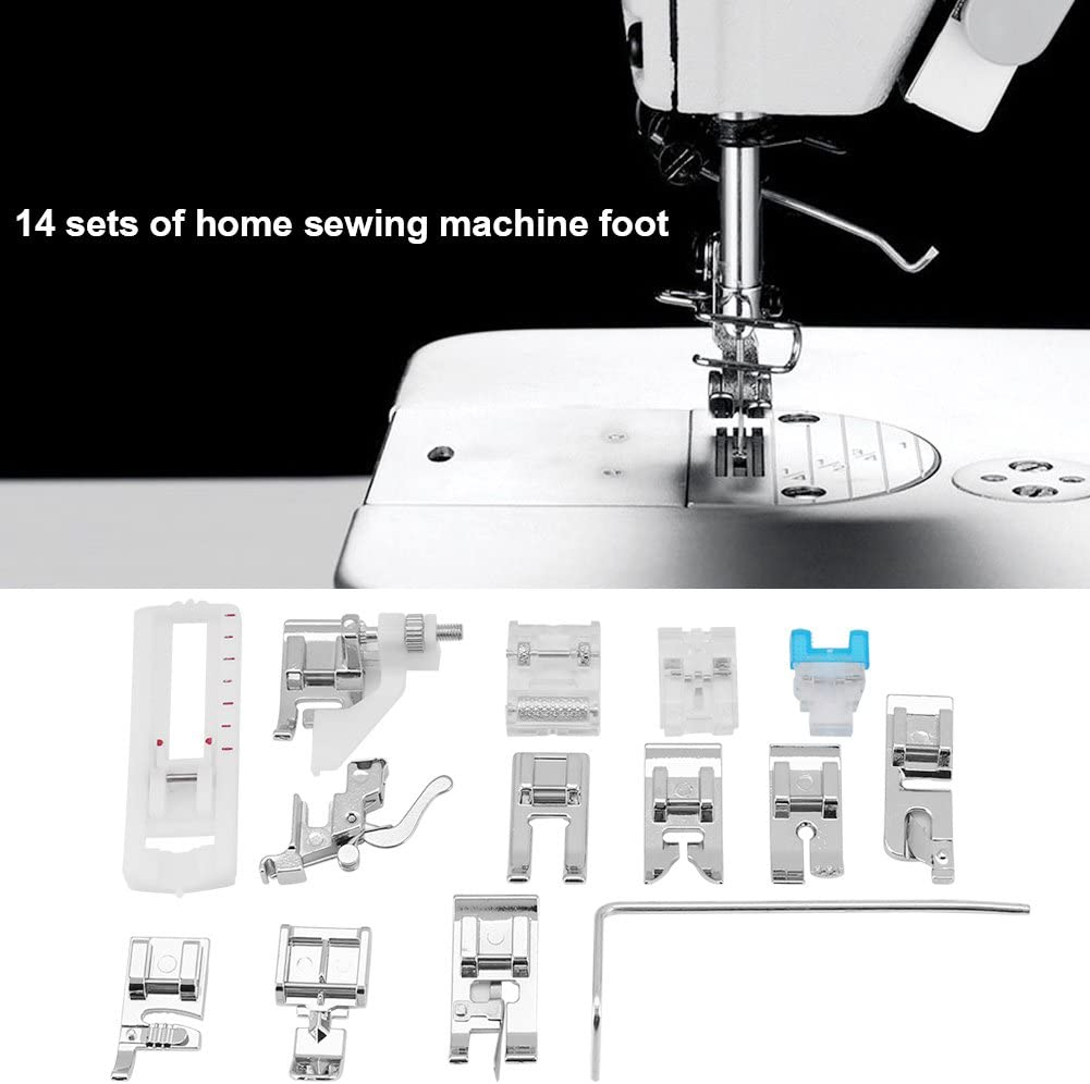 Juego de 14 patas para máquina de coser de vástago bajo para casa ...
