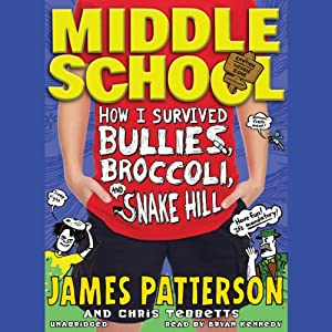 Middle School Audiobook