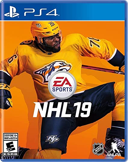 Image Unavailable. Image not available for. Color  NHL 19 PS4 (Original  Version) 2747ac5c4