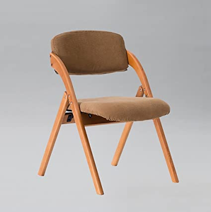 Exceptionnel Fold Up Chairs Restaurant Coffee Chair Solid Wood Folding Chair Backrest  Creative Dining Chair Nordic Dining