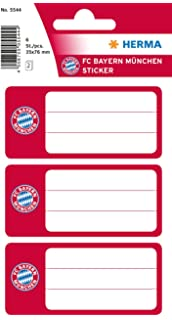 Schnellhefter A4 FC Bayern München rot Herma