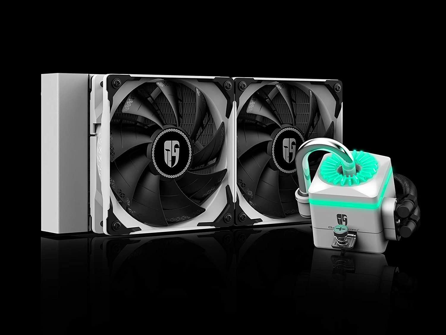 Deepcool Liquid Cooling Captain 240 X White