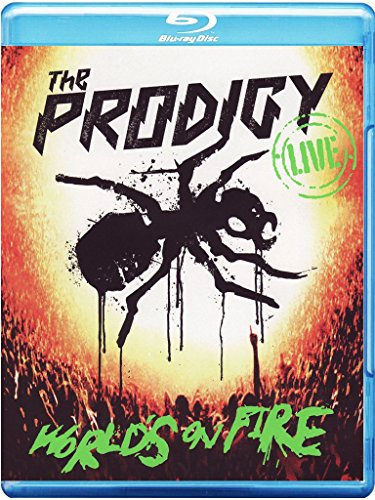 Prodigy - Live World\'s On Fire [With CD] (With CD, 2PC)