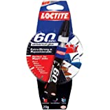 Loctite 60 Second Universal Glue, 0.6-Fluid Ounce Tube (1983330)