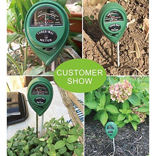 61eMxIWXSaL - VIVOSUN 3-in-1 Soil Moisture Light and pH Meter Plant Soil Tester