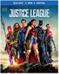 Cover Image for 'Justice League [Blu-ray + DVD + Digital]'