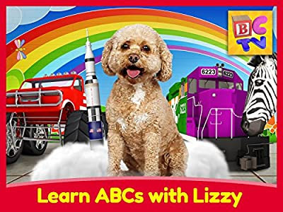 Learn ABCs with Lizzy the Dog!