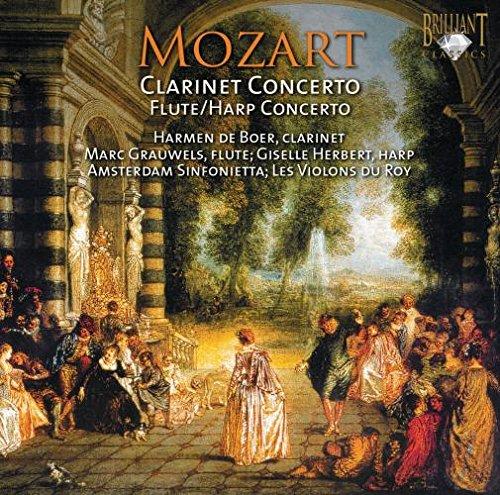Clarinet Concerto - Flute (Classic Design Furniture)