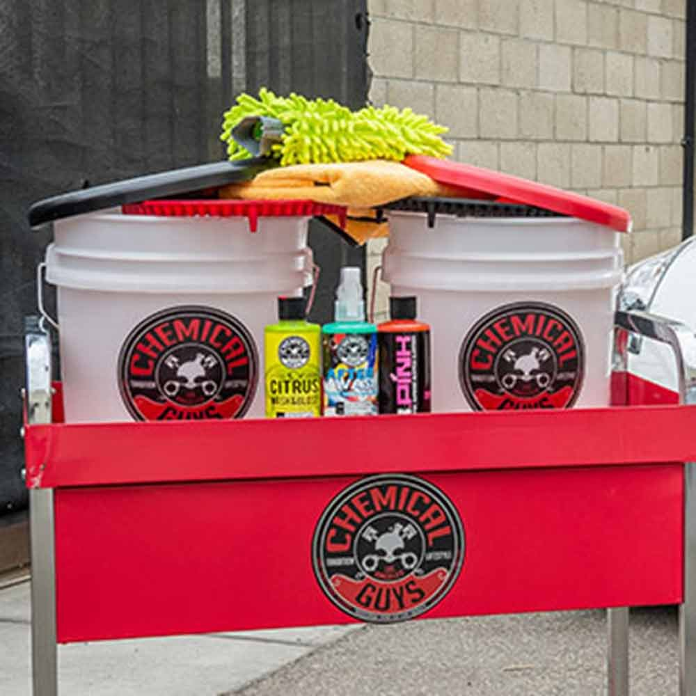 Chemical Guys HOL129 Best Two Bucket Wash and Dry Kit (11 Items), 16. Fluid_Ounces, Pack by Chemical Guys (Image #4)